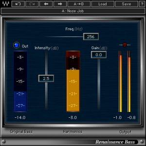 R-Bass waves apariencia en Live 10