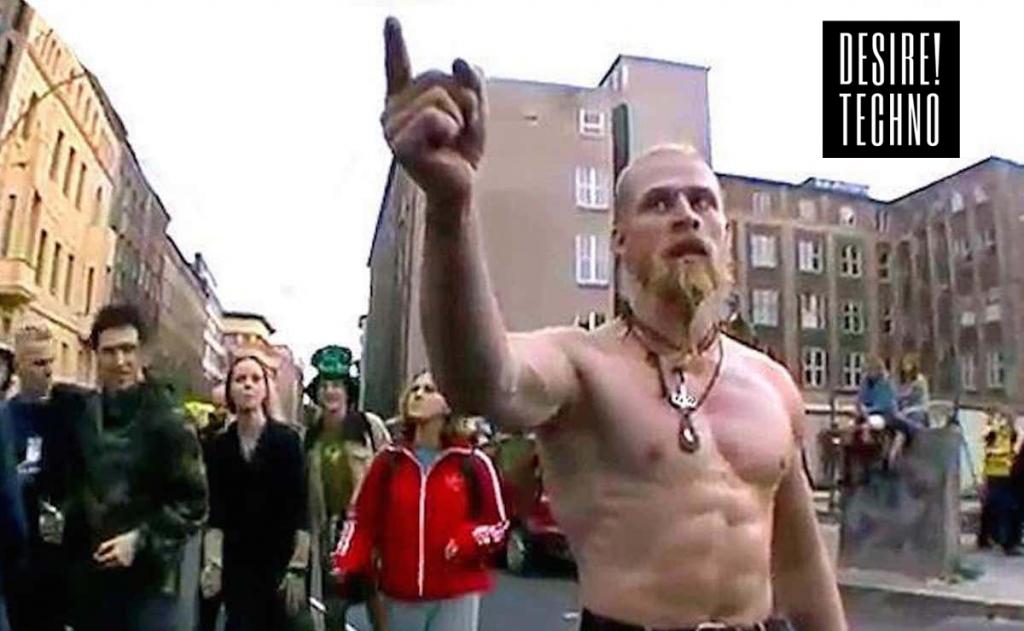 Techno Viking Desire Techno