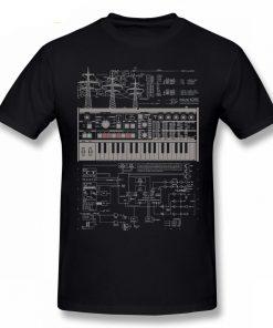 Camiseta Microkorg negro