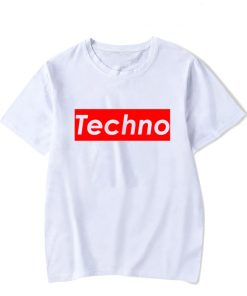 Camiseta Techno Supreme