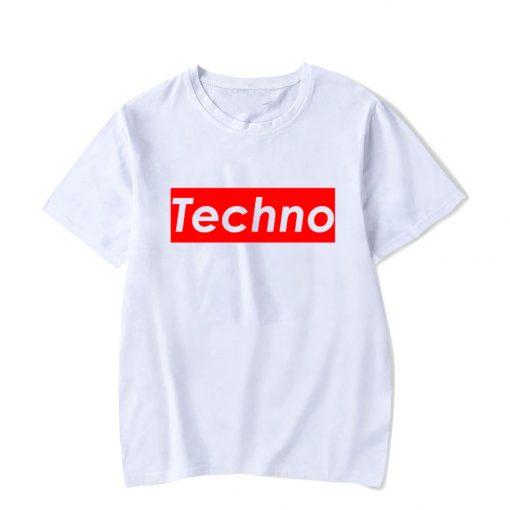 Camiseta Techno Supreme