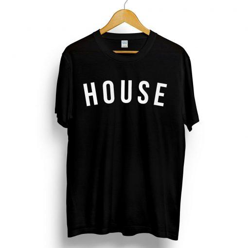 Camiseta House music