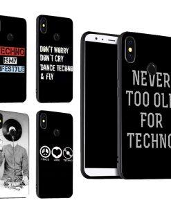 Carcasas Techno Xiaomi