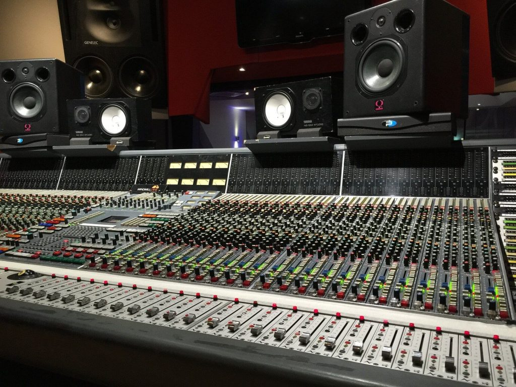 Mastering música electrónica