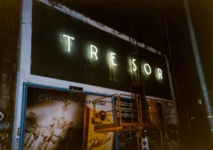 Tresor Berlin Techno