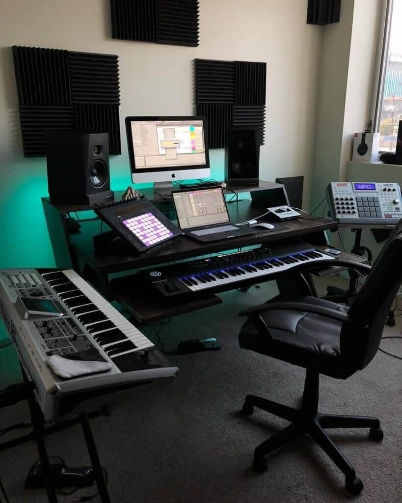 Home Studio profesional