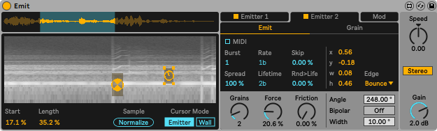 Emit Ableton Live 11