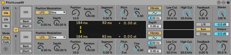 Pitchloop89 Ableton Live 11